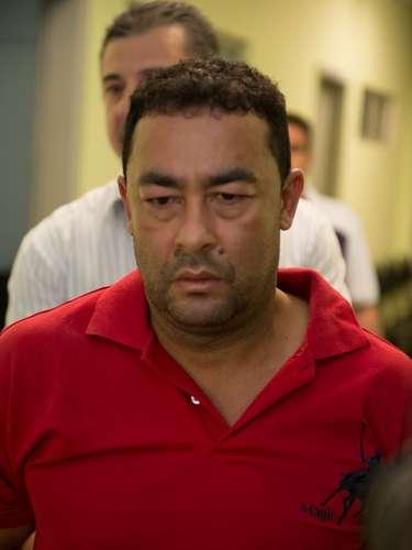 7 de maio -Leomar Martins Costa foi preso nesta terça-feira, e apresentado no 40º DP