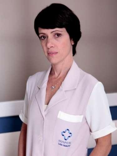 Joana (Bel Kutner)  É uma mulher um pouco rude. Vai se interessar por um rapaz bem mais jovem, o Luciano