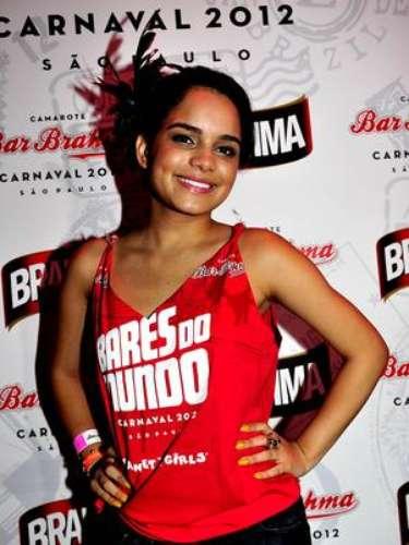 Carol Macedo (suposto affair de Daniel Alves)