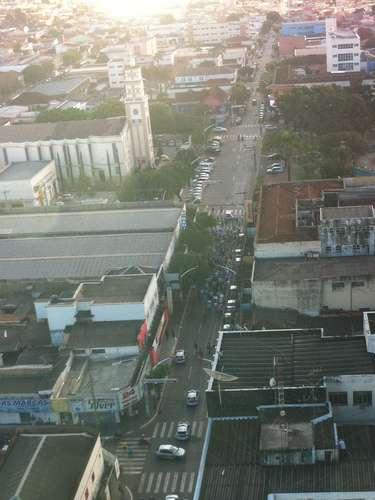 17 de junho - Em Anápolis, Goiás, população também foi às ruas para protestar
