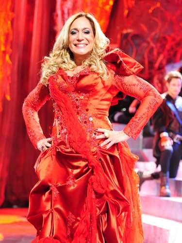 Susana posa em 2011 como a personagem Lady, de MacBeth