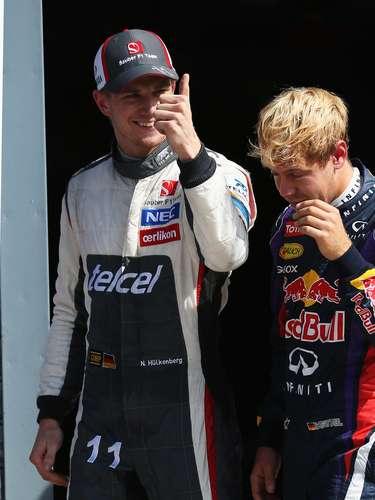 Nico Hulkenberg: PERDE Era cotado para a vaga deixada por Felipe Massa na Ferrari, mas acabou descartado. \