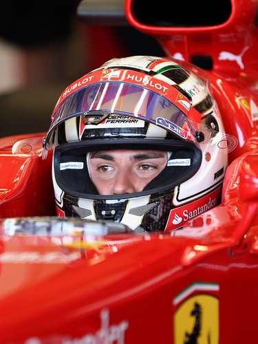 Reservas da Ferrari: PERDEM Nomes formados pelas categorias de base da Ferrari, como o francês Jules Bianchi, perderam espaço e precisaram procurar outros lugares para correr. O italiano Davide Rigon (foto), que pilotou pela equipe no último teste de novatos, também segue sem chance de ascender em Maranello.