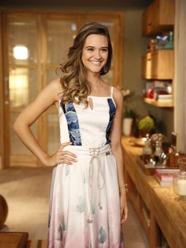 O elenco de 'Além do Horizonte' participou da coletiva de imprensa da nova novela das sete, da Globo, nesta terça-feira (15).