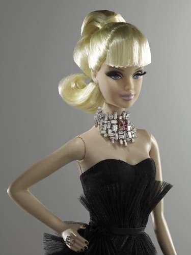 A Barbie mais cara foi vendida por US$ 302.500 (R$ 666.105), em leilão para doação da Fundação de Pesquisa de Câncer de Mama, em 2010. Ela usava um colar de diamante cor-de-rosa de 1 quilate e foi feita pelo designer de joias Stefano Canturi