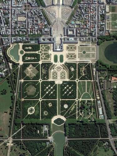 Palácio de Versailles, na França