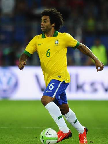 Lateral esquerdo: Marcelo (Real Madrid/ESP)