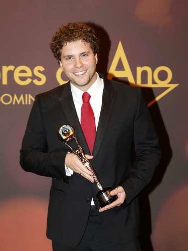 Ator Coadjuvante - Thiago Fragoso, que viveu o personagem Niko, em 'Amor à Vida'