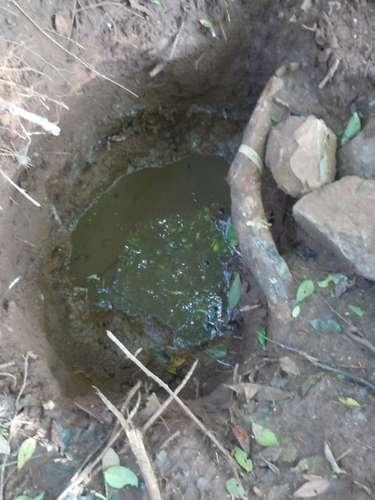 Militardisseque duvida que uma mulher, mesmo com equipamento adequado, tivesse força muscular suficiente para cavar um buraco no local