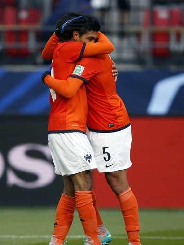 O Monterrey superou o Ulsan Hyundai por 3 a 1 e garantiu vaga na semifinal do Mundial de Clubes da Fifa, fase na qual enfrentará o Chelsea