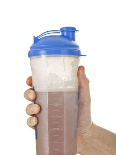 Shake de proteína: \