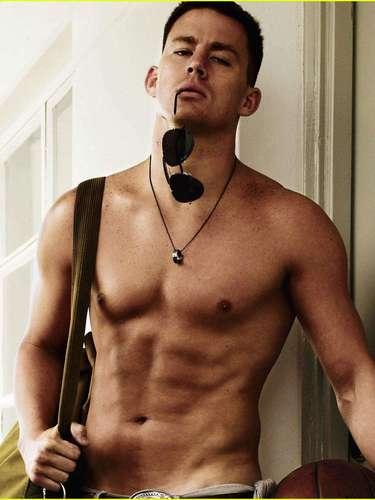Eleito o homem mais sexy de 2012 pela revista People, o americano Channing Tatum não precisaria de mais nada para entrar nesta lista da FitSugar, mas também mostrou seu físico no filme Magic Mike, no qual interpreta um stripper