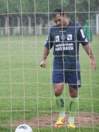 O experiente Iarley acertou seu retorno ao Paysandu, clube que defendeu na campanha da Copa Libertadores de 2003