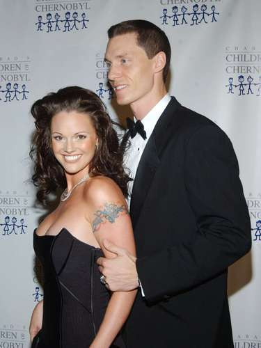 59ª: Anna Benson - modelo, ex-mulher do ex-jogador de beisebol Kris Benson
