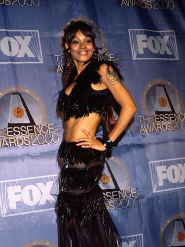 94ª: Lisa Lopes - rapper, ex-namorada do ex-jogador de futebol americano Andre Rison