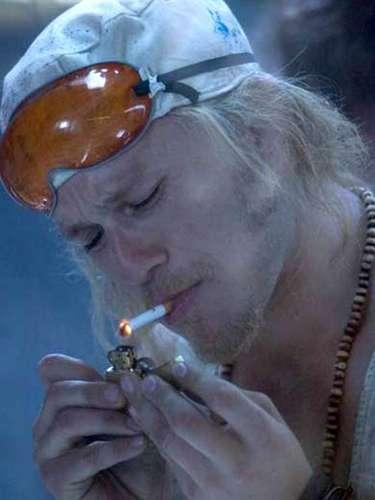 Heath Ledger fez uma participação especial no filme 'Os Reis de Dogtown' (2005)