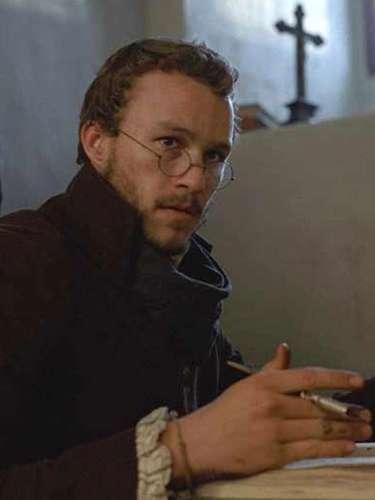 Também em 2005, Heath protagonizou com Matt Damon 'Os Irmãos Grimm', dirigido por Terry Gilliam