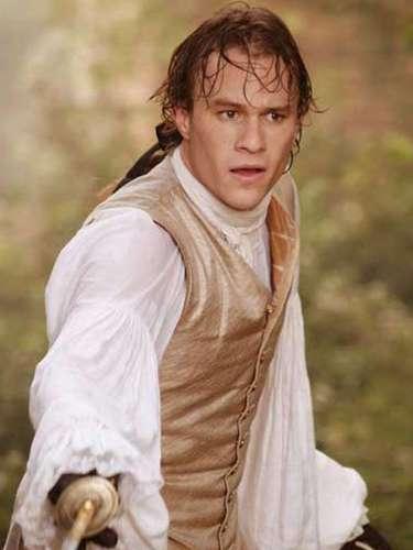 Em 2005, Heath Ledger também rodou 'Casanova', dirigido por Lasse Hallström