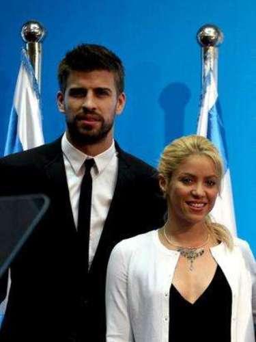 Shakira é embaixadora da boa vontade pela Unicef