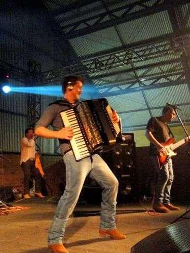 Danilo Brauner Jaques era gaiteiro da banda Gurizada Fandangueira, em cujo show começou o incêndio, segundo o Corpo de Bombeiros