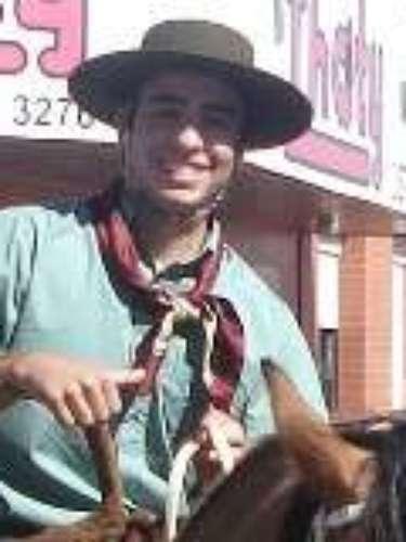 Pedro de Oliveira Salla foi uma das vítimas do incêndio na boate Kiss em Santa Maria (RS)