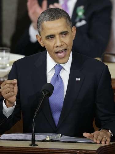Barack Obama prometeu que tomará \