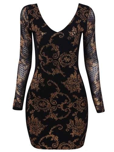 A Renner apresenta vestido estampado. Preço: R$ 119. Informações: (11) 2165-2800