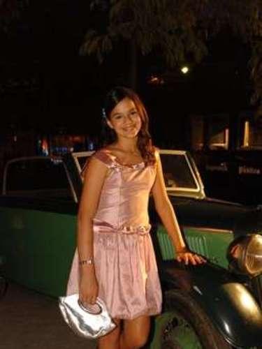 Ainda em 2007, Marquezine fez parte do elenco da novela 'Desejo Proibido', da TV Globo