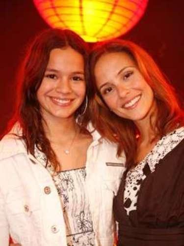 Bruna Marquezine e Fernanda de Freitas