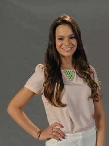 No mesmo ano, Marquezine participa de evento para apresentar a novela 'Salve Jorge', da TV Globo