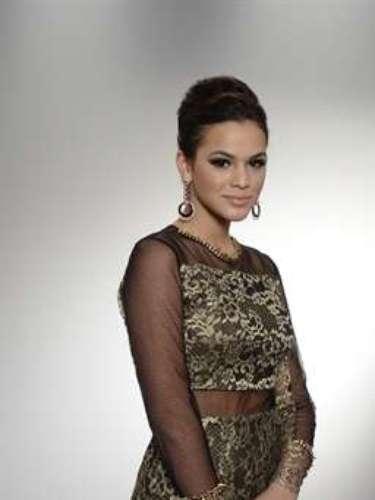 Bruna Marquezine no lançamento danovela 'Salve Jorge', da TV Globo