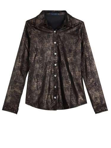 Camisa Thelure, R$ 488, Tel. 11 3167-5889