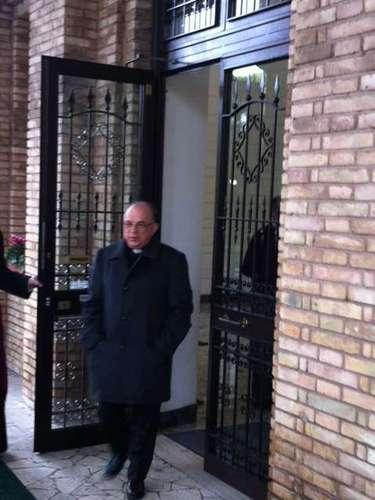 12 de março -Damasceno é o arcebispo de Aparecida (SP)