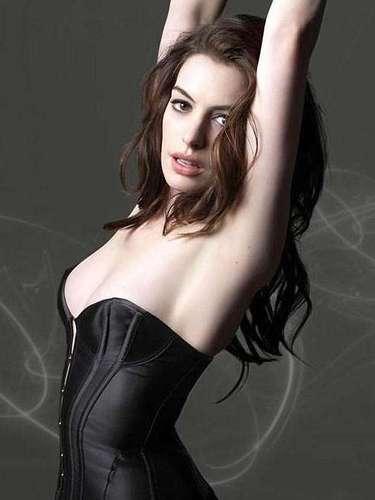 31. Anne Hathaway