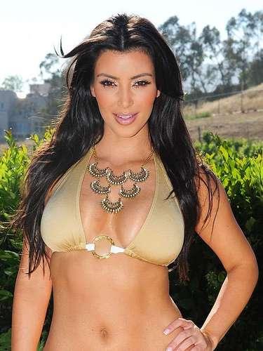 33. Kim Kardashian