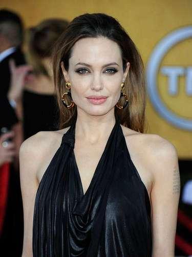 37. Angelina Jolie