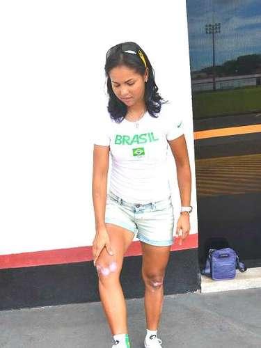 Atleta goiana acertou com o Atlético-GO e terá o apoio do clube para se recuperar