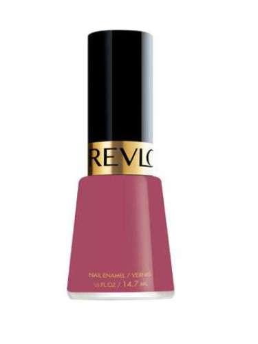 Em fevereiro, o esmalte rosa-pink da Roberta (Glória Pires), de Guerra dos Sexos, ocupava o primeiro lugar entre os mais pedidos. É Revlon Nail Enamel, cor 917 Plum Seduction. Preço: R$ 17,54. Informações: 0800-7733450