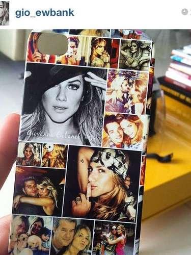 Capa personalizadas de iPhone com fotos do Instagram do cliente, da MOB. Preço: R$ 129. Informações: (11) 5542-4585