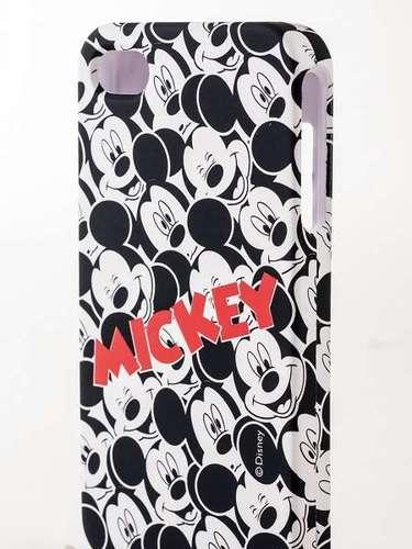 Capa para celular Mickey, da loja Fantasia. Preço: R$ 79,90. Informações: (11) 3742-9966