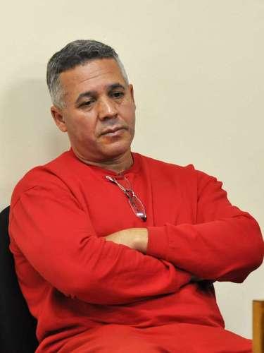 23 de abril -Bola acompanhou no segundo dia do julgamentopartedo depoimento de seu ex-colega de cela, Jaílson Alves de Oliveira