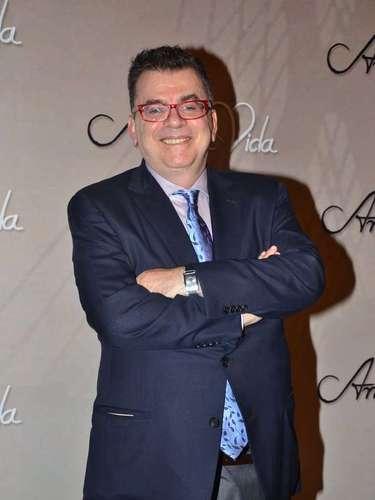 O autor de 'Amor à Vida', Walcyr Carrasco