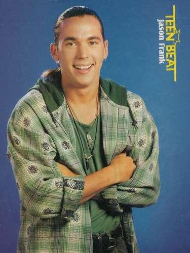 Jason Frank interpretou o Ranger verde, cujos poderes vinham das forças do mal. Na segunda temporada, com a retirada dos poderes de Rita Repulsa, ele enfraquece e passa a ser o Ranger branco, com poderes vindos da luz do bem