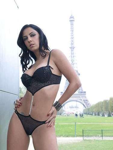 Daniela Cavalieri (mulher do Diego Cavalieri)