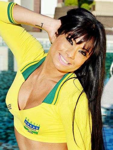 Dani Sperle (suposto affair de Neymar)