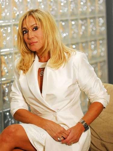 Susana como a personagem Branca, de 'Duas Caras', de 2007