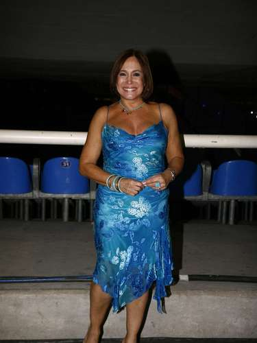 Susana posa para foto em 2009
