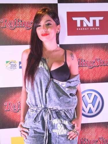 Na noite de quarta-feira (18) a revista Rolling Stone comemorou seus 7 anos com uma festa na Marina da Glória, no Rio de Janeiro.