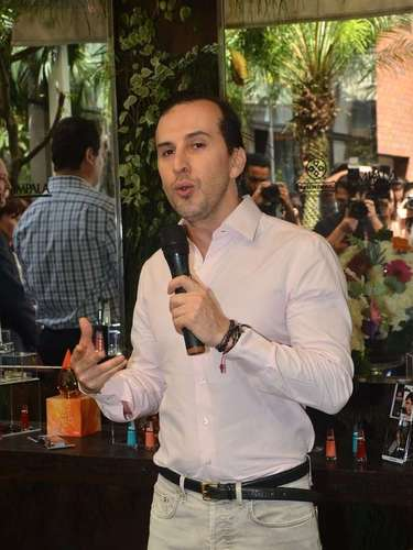Marcos Proença apresentou a linha
