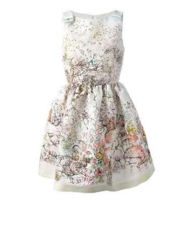 Vestido com saia rodada de viscose e poliéster Mercatto para Passarela.com. R$ 89,99. SAC: (11) 4531-7952